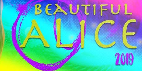 Beautiful Alice Summer of Love Party 2019 tickets