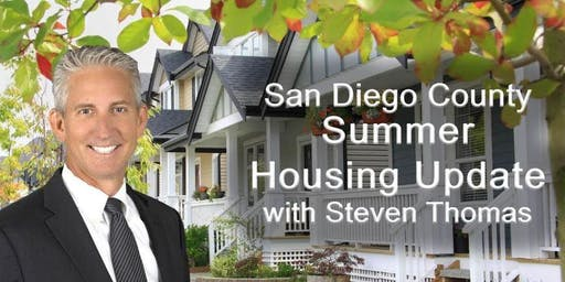 San Diego Economic Forecast with Steven Thomas