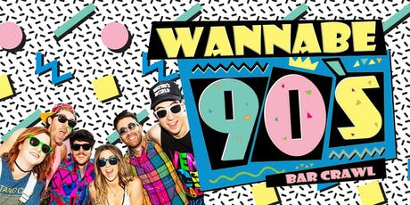 Wanna Be 90s Bar Crawl - Downtown Norfolk tickets