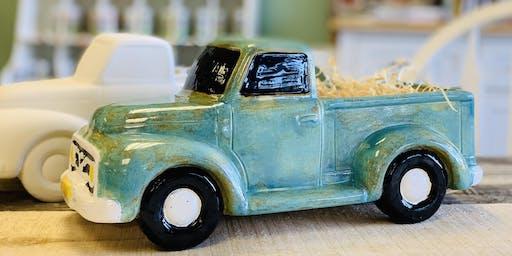 Vintage Truck Workshop