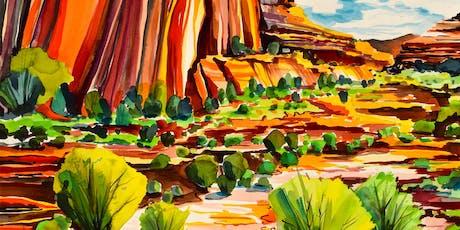 Opening Reception: Arizona Watercolor Association  tickets