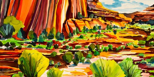 Opening Reception: Arizona Watercolor Association