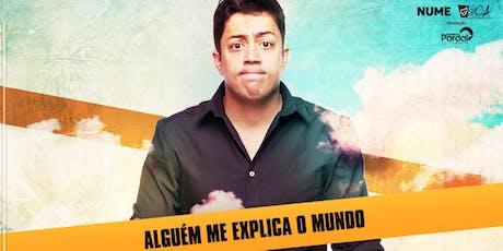 """RENATO ALBANI - """"ALGUÉM ME EXPLICA O MUNDO """" - Stand up Comedy. ingressos"""