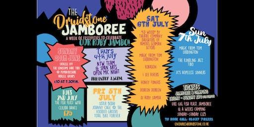 The Druidstone Jamboree (Ruby Anniversary)