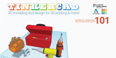 Tinkercad: 3D Modeling 101 for Teens & Adults