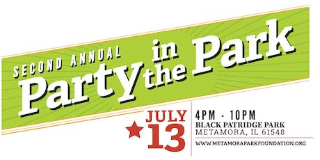 Metamora Park Foundation - Party in the Park 2019 tickets