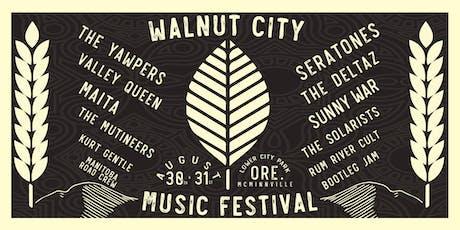 2019 Walnut City Music Festival tickets