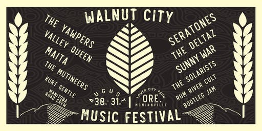 2019 Walnut City Music Festival