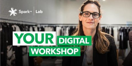 Spark Lab Digital Workshop - Rotorua tickets
