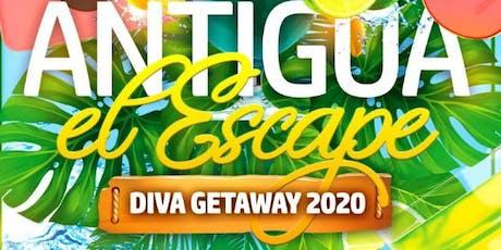 2020 Diva Getaway entradas