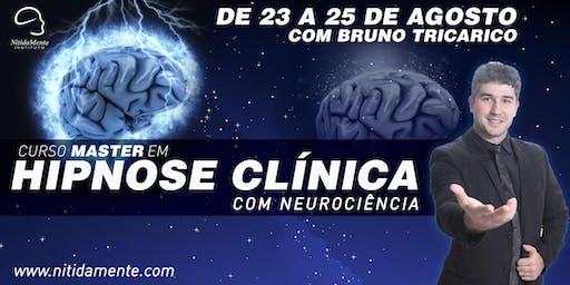 Curso Master em Hipnose  Clínica - NitidaMente Instituto