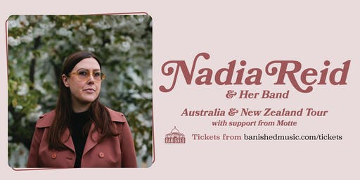 Nadia Reid & Her Band - Wellington