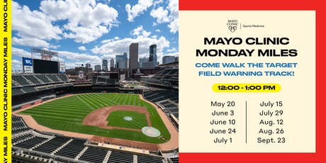 Mayo Clinic Monday Miles tickets