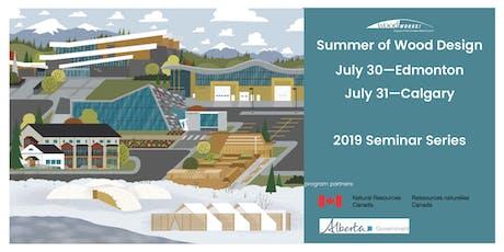 Summer of Wood Design - CALGARY tickets