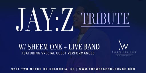 Jay-Z Tribute feat. Sheem One