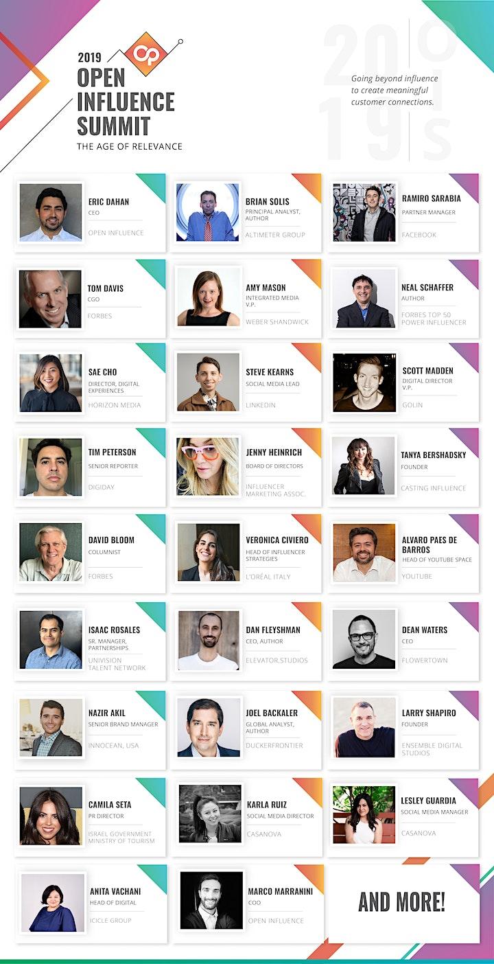 Open Influence Summit 2019 image