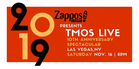TMOS 10th Anniversary Spectacular (Saturday Night) tickets