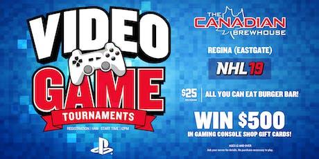 PS4 NHL 19 Tournament (Regina Eastgate) tickets