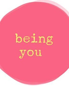 being you is a Teacher, Healer, Reader and Transformation Coach logo