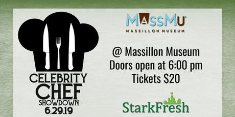 Celebrity Chef Showdown tickets