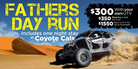 Father's Day Baja Run (June 21-22) tickets