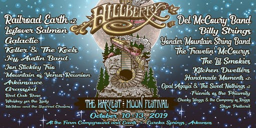 Hillberry The Harvest Moon Festival 2019