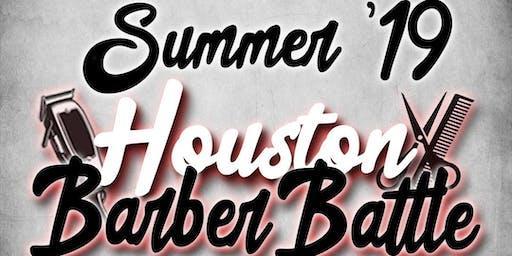 Houston Barber Battle & Seminar-Summer '19