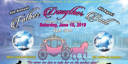 4th Annual Father Daughter Ball 2019
