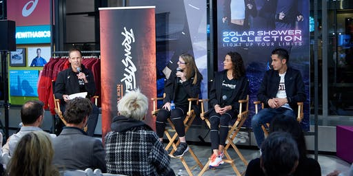 The Science of Faster Running - A Panel Discussion at ASICS