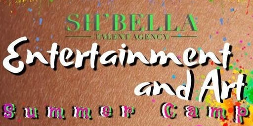SH'Bella Talent Agency Entertainment and Arts Summer Camp