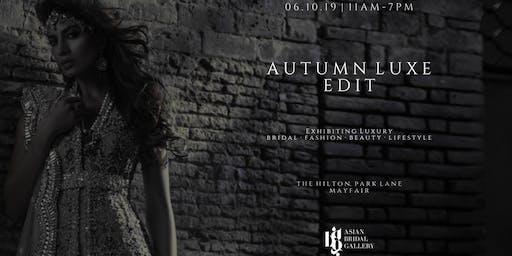 The Autumn Luxe Edit