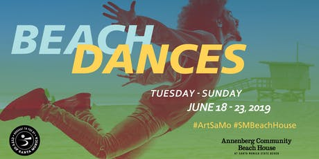 Beach Dances: Shared Practice tickets
