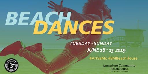 Beach Dances: Shared Practice