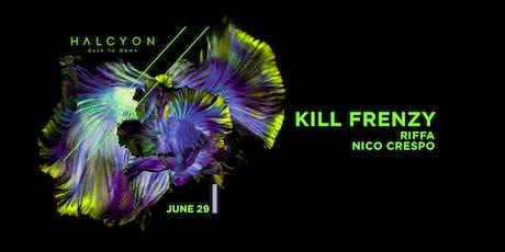 Kill Frenzy tickets