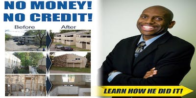 LEARN THE SECRETS OF THE REAL ESTATE RICH!