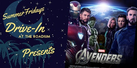 Summer Friday Drive-In at the Roadium: The Avengers tickets