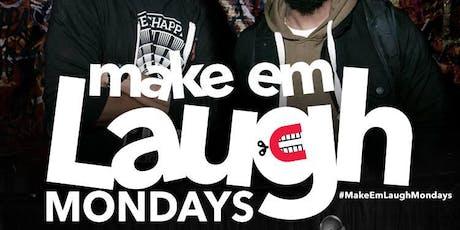 Make Em Laugh Mondays tickets