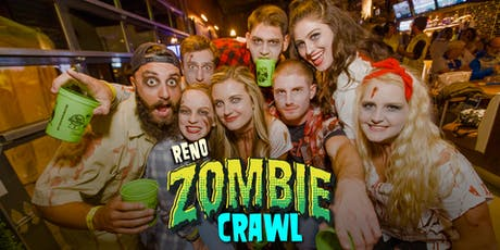 Reno Zombie Crawl 2019 tickets