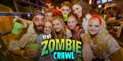 Reno Zombie Crawl 2019