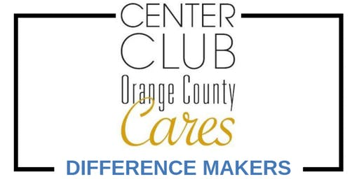 Center Club Cares- Difference Makers