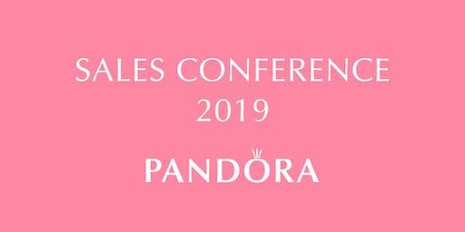 2019 PANDORA Sales Conference