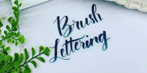 Beginning Brush Lettering