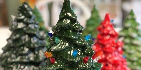 Christmas in July - Christmas Tree Workshop