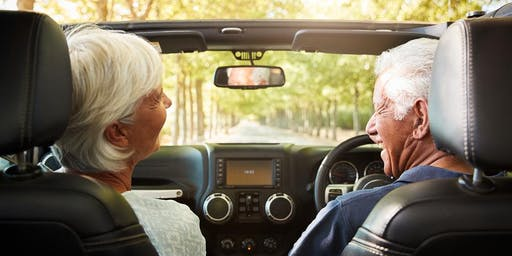 Driving in Later Life Information Session