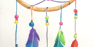 Paint a Dreamcatcher  Adults  Sat 25th May