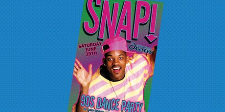 SNAP! 90s Dance Party tickets