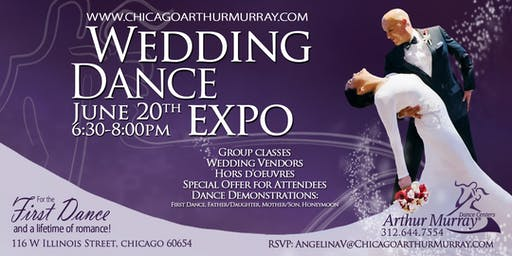 Wedding Dance Expo
