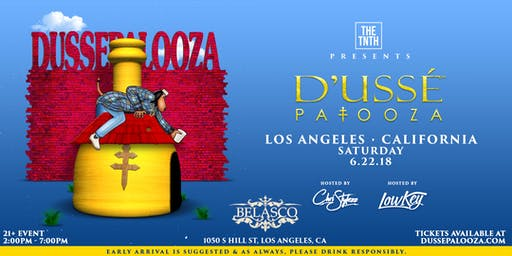 #DussePalooza LA x BET Weekend 06.22.19
