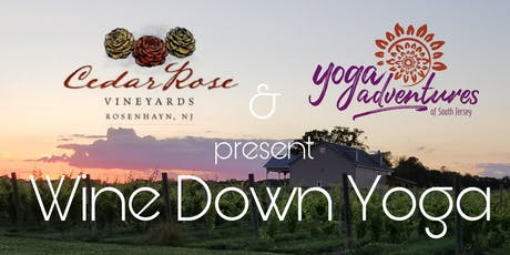 Wine Down Yoga tickets