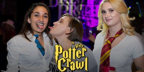 Reno Very Potter Crawl 2019 tickets